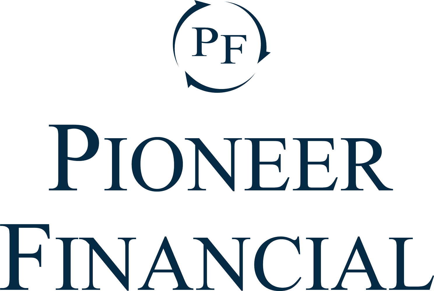 Pioneer Financial Logo