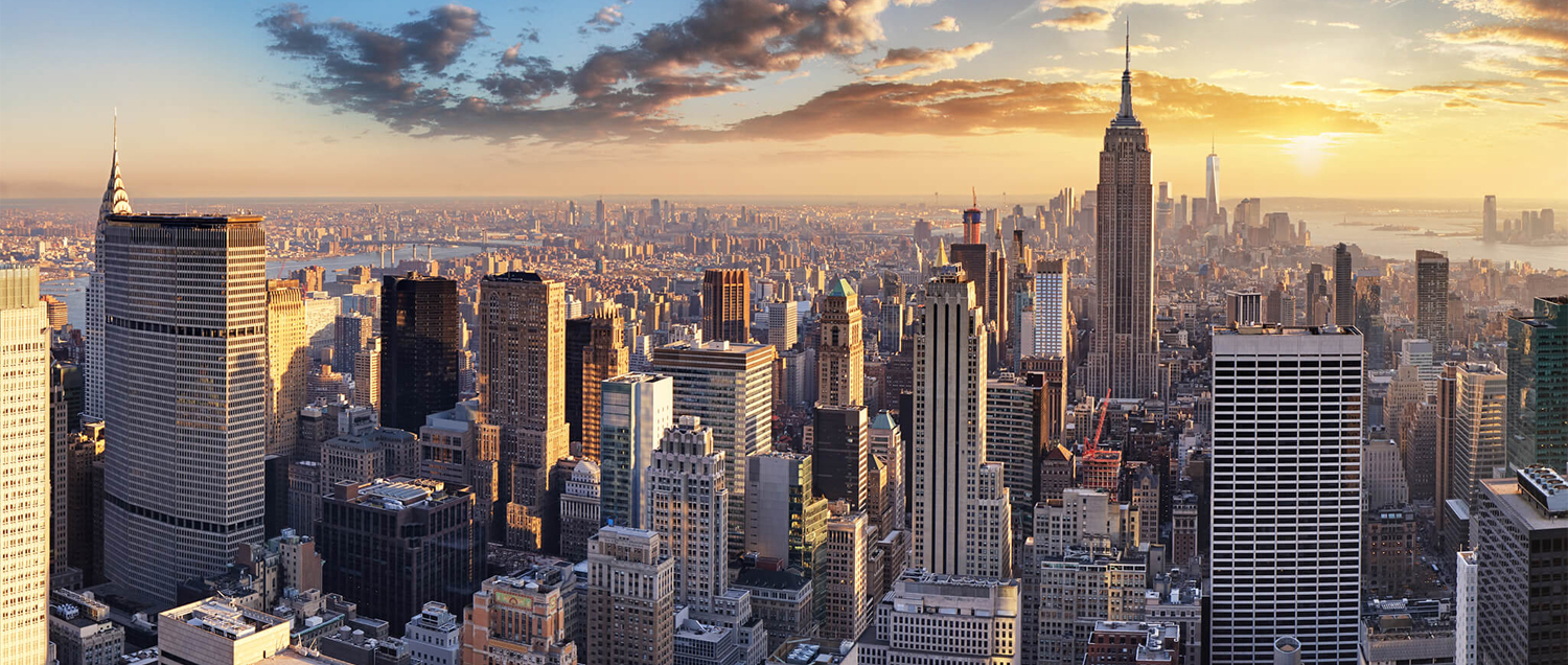 New York, NY skyline photo